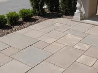 Cultured Concrete pavers