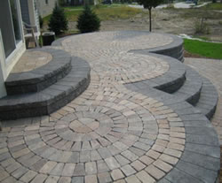 Circular Patio Pavers