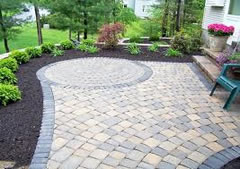 Superior Installing Pavers Over Concrete