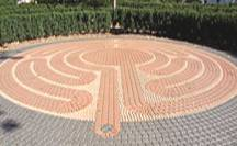 Fancy Brick Pavers Design