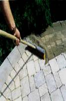 Sweeping Pavers